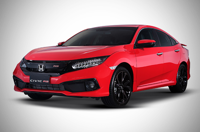 2019 Honda Civic S CVT