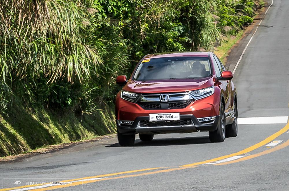 2019 honda CR-V road test