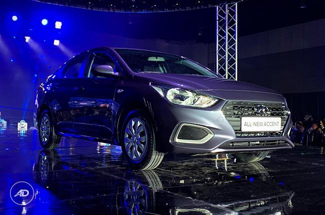 2019 Hyundai Acent
