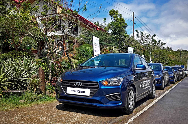 2019 Hyundai Reina First Drive Impressions Autodeal Philippines