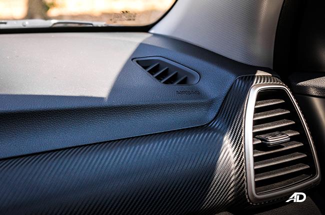 2019 Hyundai Tucson airbag