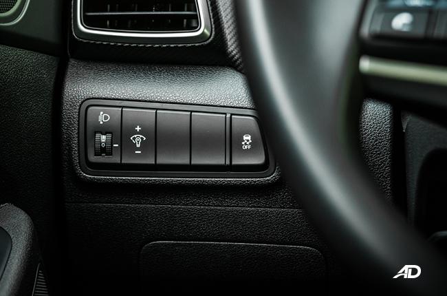 2019 Hyundai Tucson levelizer