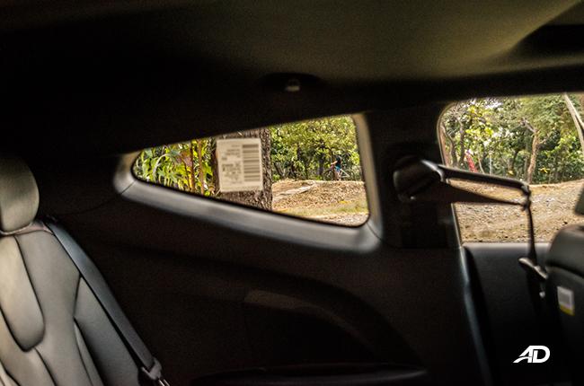 2019 Hyundai Veloster Turbo interior