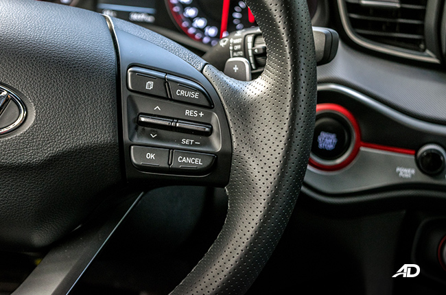 2019 Hyundai Veloster Turbo technology