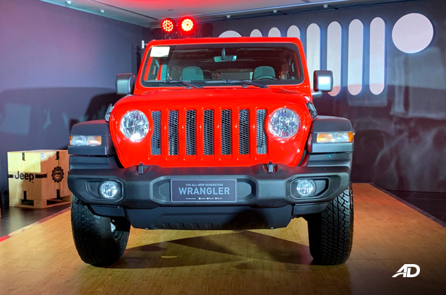2019 Jeep Wrangler Unlimited JL