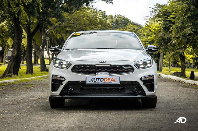 2019 Kia Forte GT exterior philippines