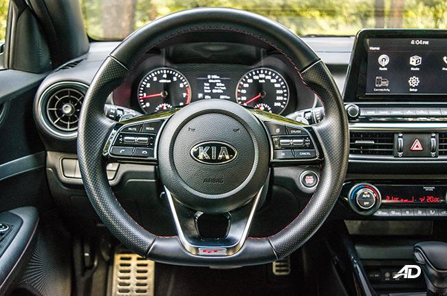 2019 Kia Forte GT interior philippines