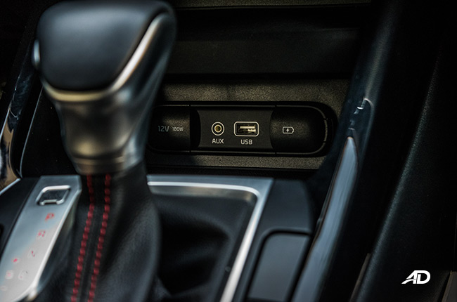 2019 Kia Forte Turbo GT interior philippines