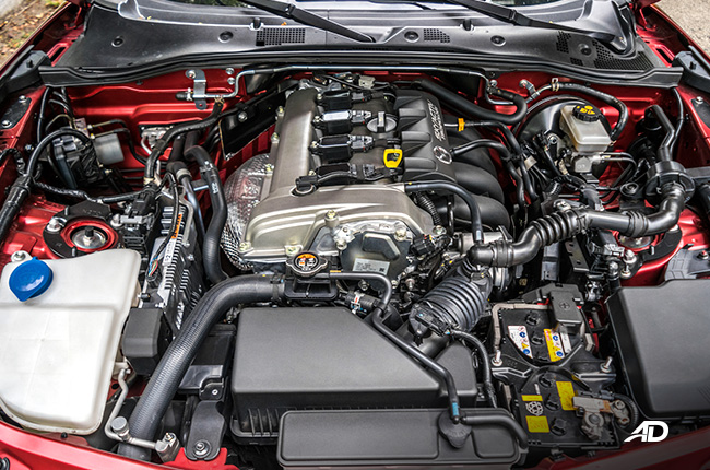 2019 Mazda MX-5 RF Club Edition Philippines