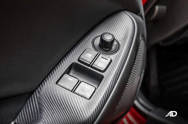 2019 Mazda MX-5 RF Club Edition Philippines interior