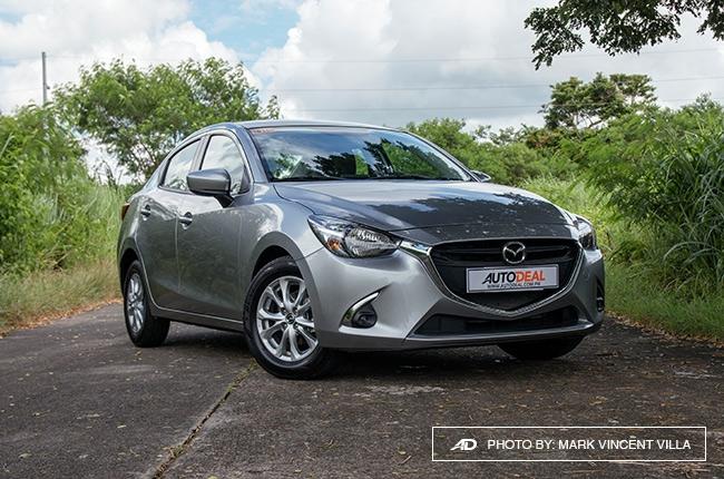 2019 Mazda2 Sedan