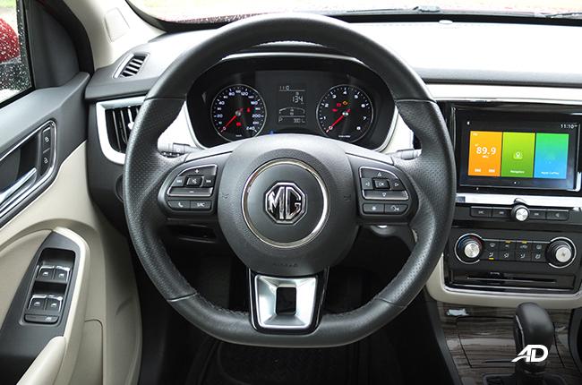 2019 MG RX5