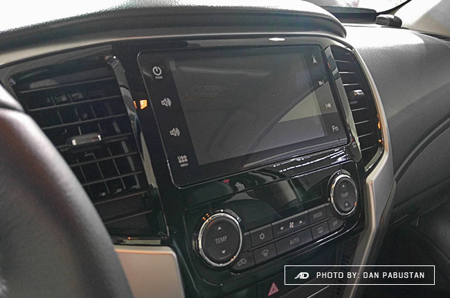 2019 Mitsubishi Strada