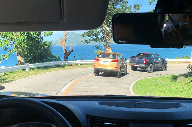 2019 Nissan Terra Media Drive