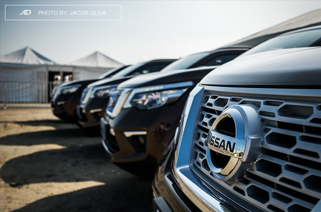2019 Nissan Terra: The Earth-mover