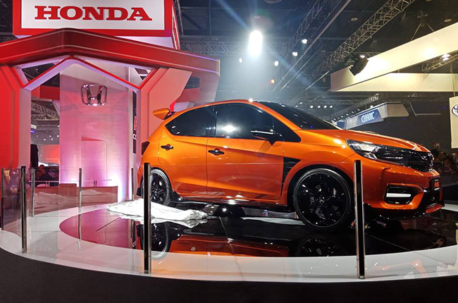 2019 Small RS Concept