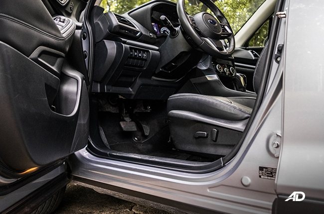 2019 Subaru Forester interior Philippines