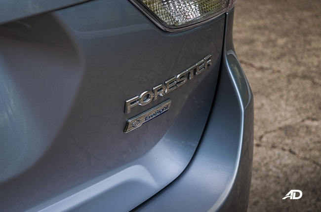 2019 Subaru Forester Philippines