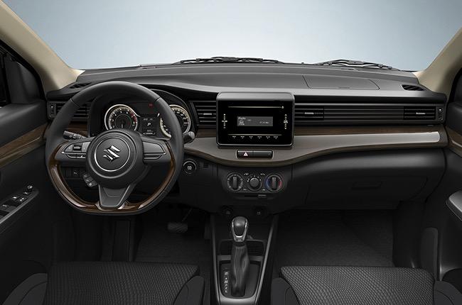 2019 Suzuki Ertiga Black Edition
