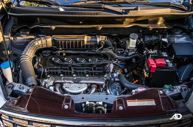 2019 Suzuki Ertiga engine 1