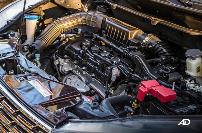 2019 Suzuki Ertiga engine 3