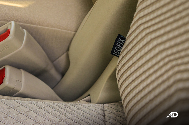 2019 Suzuki Ertiga interior 1