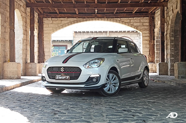 2019 Suzuki Swift GL CVT