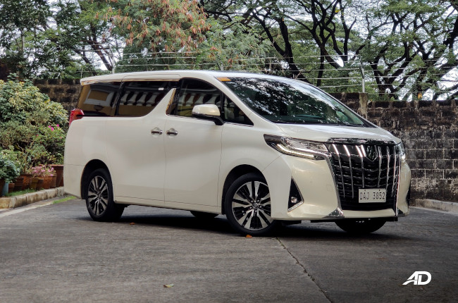 2019 Toyota Alphard Review | Autodeal Philippines