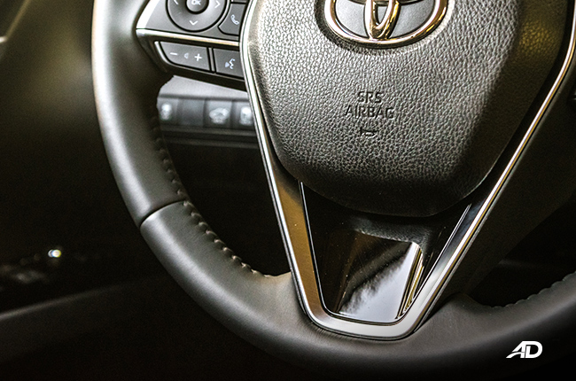 2019 Toyota Camry airbag