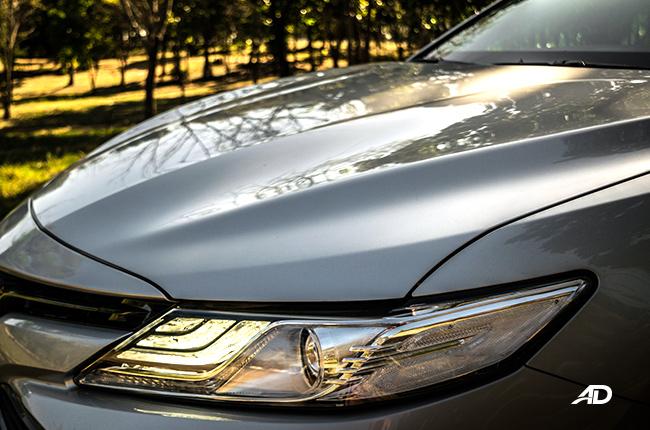 2019 Toyota Camry ripples