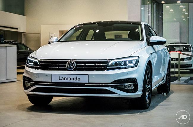 2019 Volkswagen Lamando