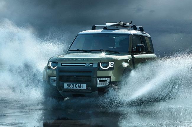 2020 Land Rover Defender Exterior Philippines