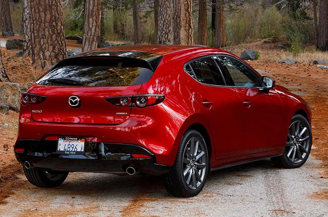 2020 Mazda3 Sportback