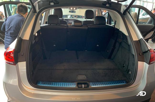 2020 Mercedes-Benz GLE Cargo
