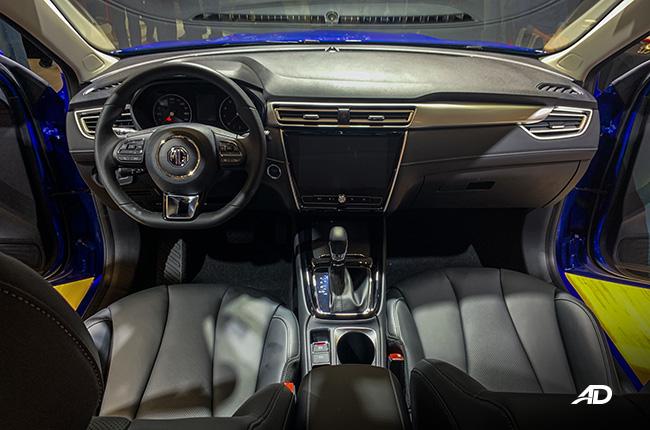 2020 MG 5 Interior