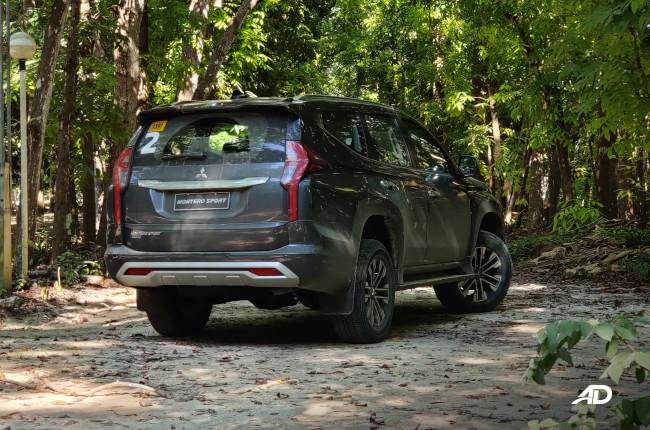 2020 Mitsubishi Montero Sport - First Drive Impressions ...