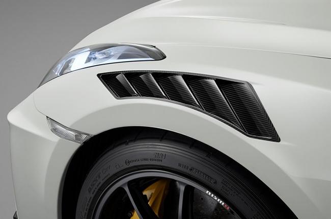 2020 Nissan GT-R NISMO fenders