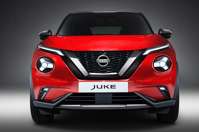 2020 Nissan Juke global debut