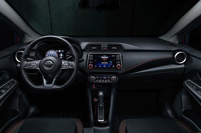 2020 Nissan Versa (Almera)