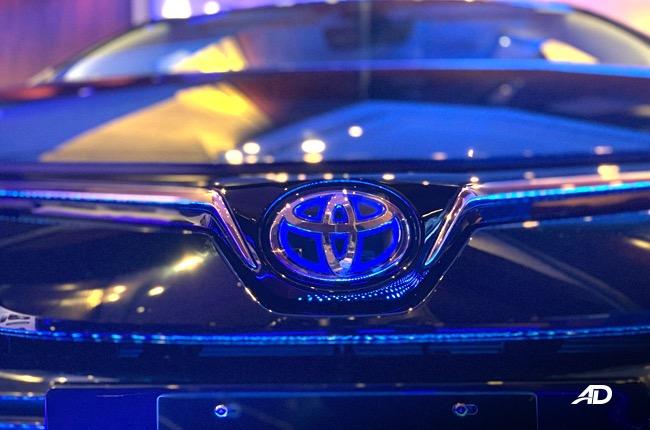 2020 Toyota Corolla Altis exterior philippines