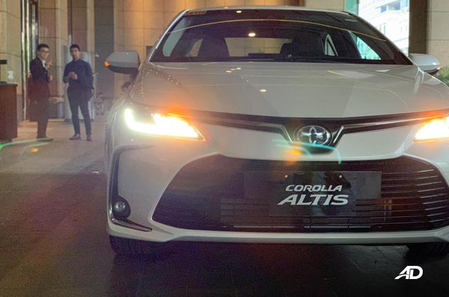 2020 Toyota Corolla Hybrid Philippines
