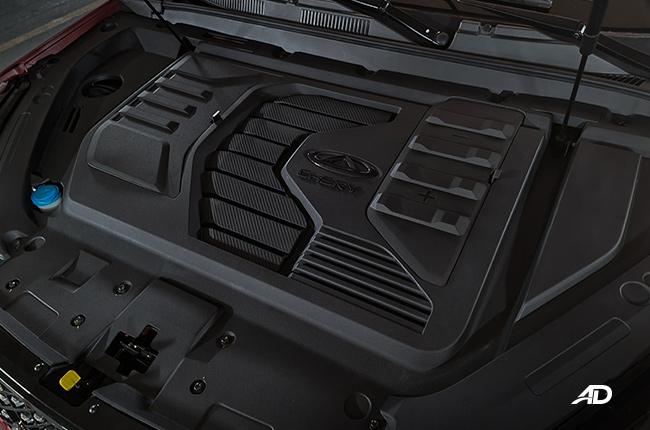 2021 Chery Tiggo 7 Pro engine Philippines
