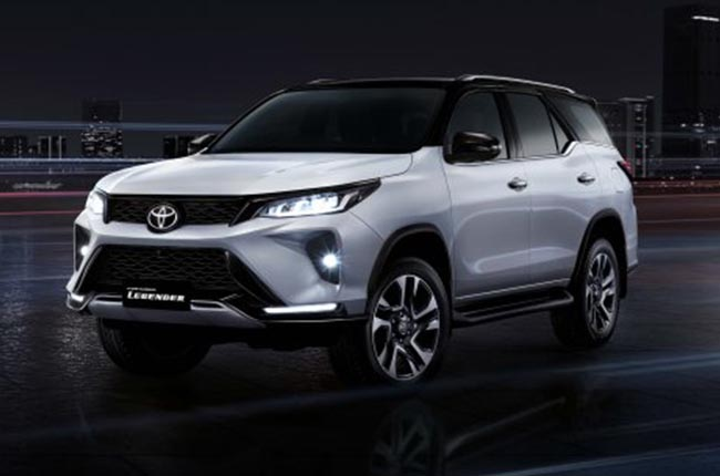 toyota fortuner 2020 philippines price specs  official