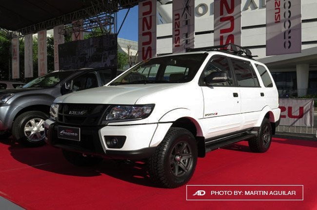 Isuzu Ph previews new variant of the mu-X, D-MAX, and ...