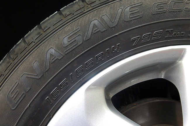 Suzuki Tire Size >> What Do The Numbers On My Tire Mean Autodeal