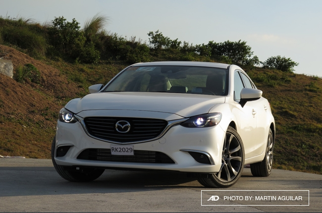 The Drive Kicked Off At Mazdau0027s Dealership In Makati. We Were Assigned To  Hop On Board The Mazda 6 First. After Carving Through The Busy Street Of  Pasong ...