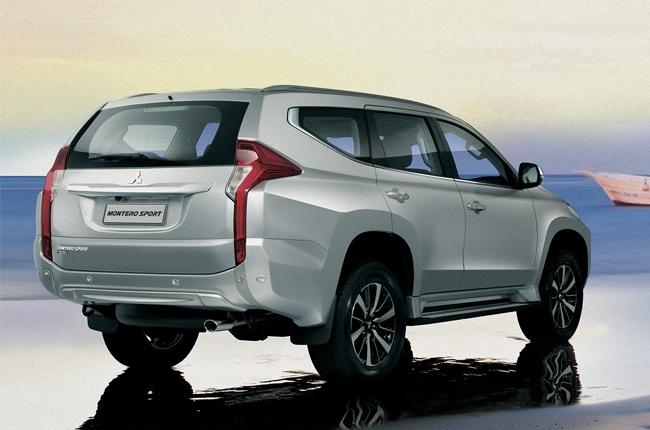 The Stylish And Refined 2016 Mitsubishi Montero Sport Autodeal