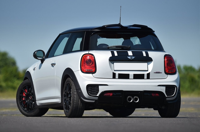 Mini Unleashes Limited Edition John Cooper Works Challenge Autodeal