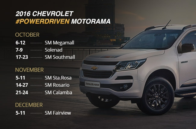 2017 Chevrolet Trailblazer now available in PH | Autodeal
