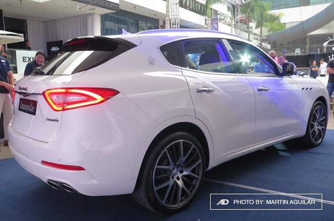 Maserati Ph Launches 2017 Levante Suv Autodeal